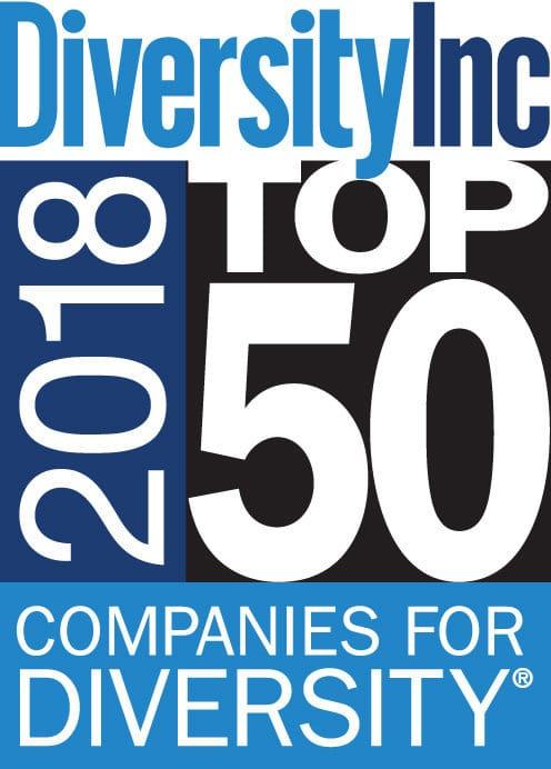Diversity Inc Top 50 2018