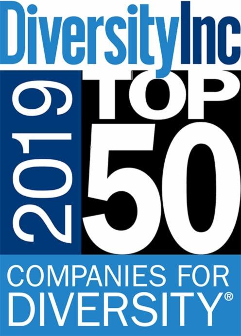 Diversity Inc Top 50 2019