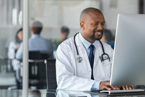 Healthcare facility over internet