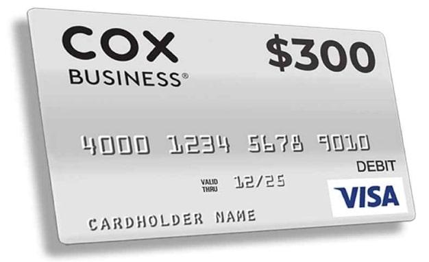 CB gift card