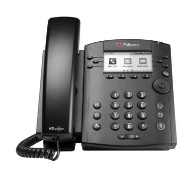 Polycom VVX 311 Phone