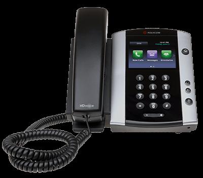Polycom VVX 501 Phone