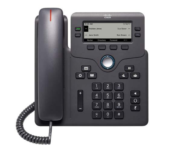 Cisco MPP 6851