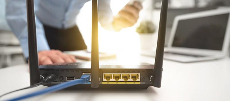 Business WiFi modem