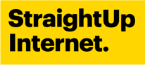 StraightUp Internet logo