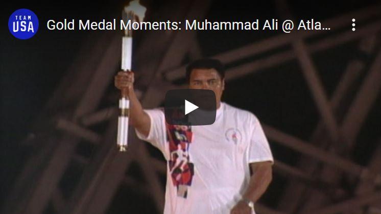 Click to watch Muhammad Ali in Atlanta