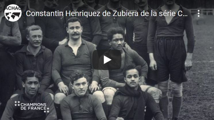 Click to watch Constantin Henriquez de Zubiera in Paris