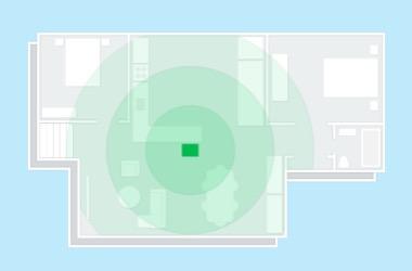 Illustration showing gateway postion