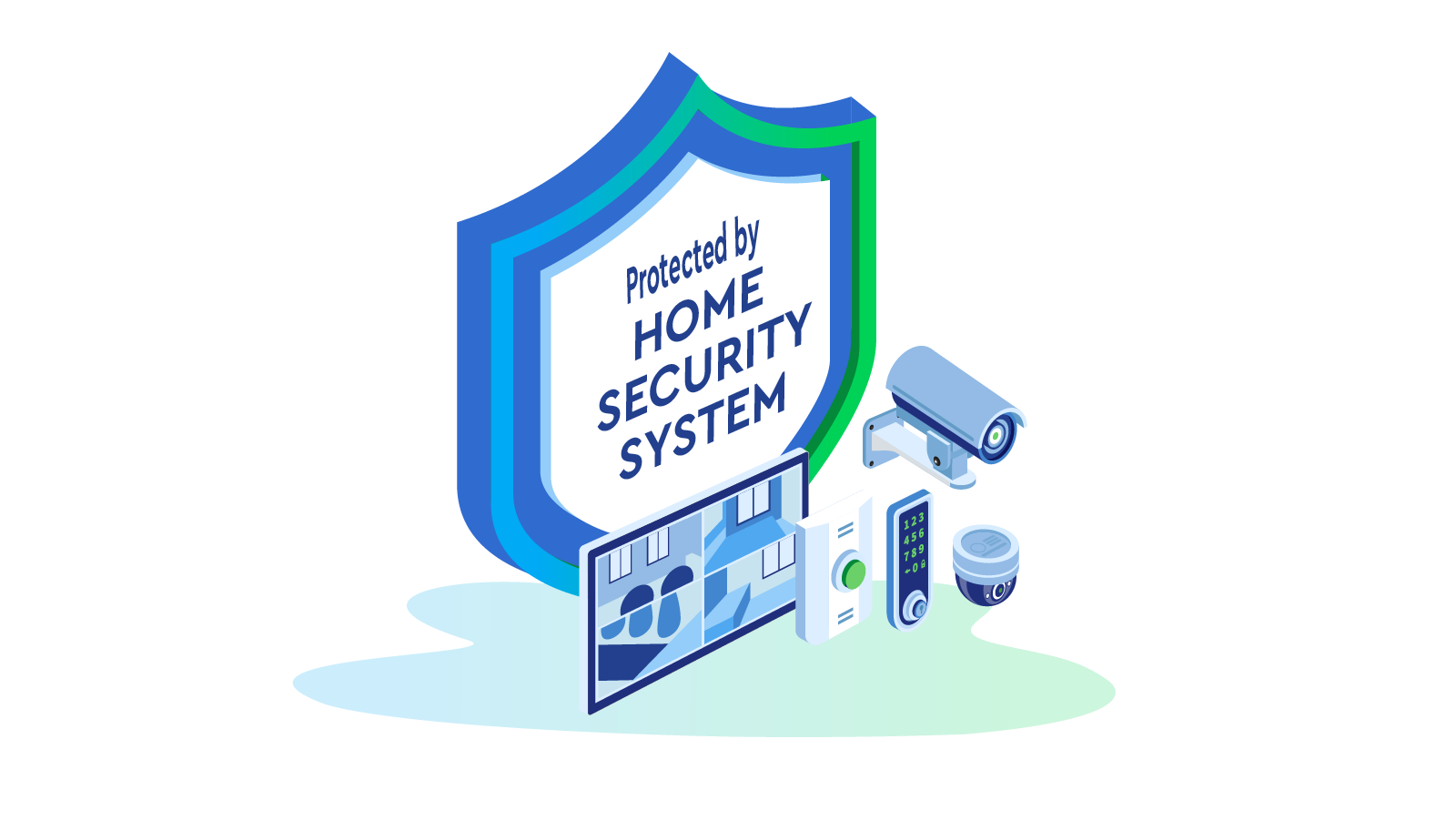 Keep Your Home Safe with Professional Monitoring
