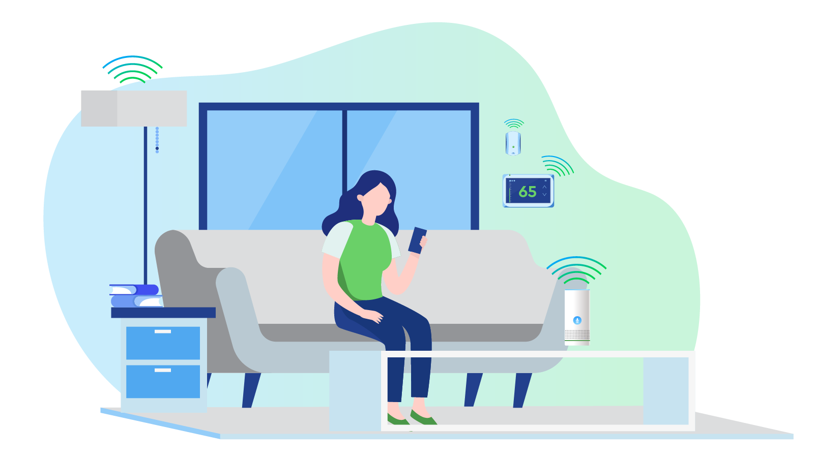 Provide Presence with Smart Home Automation