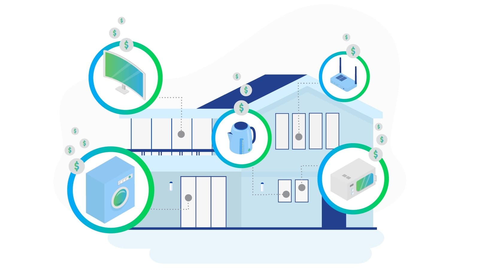 Automate your home with schedules and routines