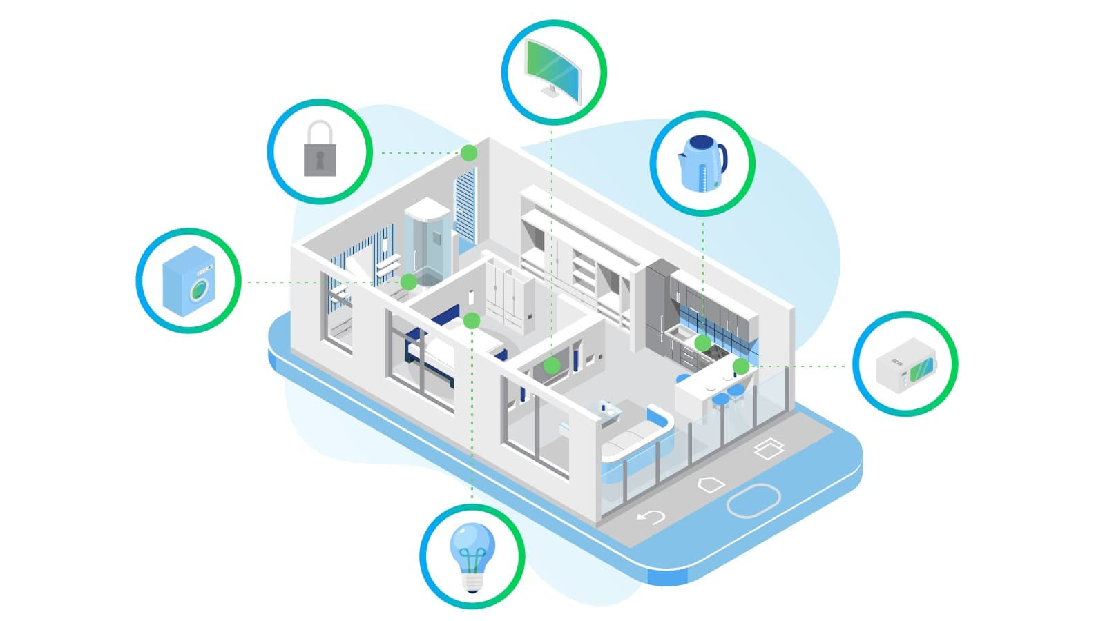 Various ways to save energy with smart automation
