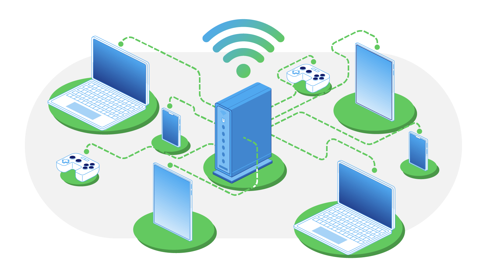 Too Many Devices on Wifi