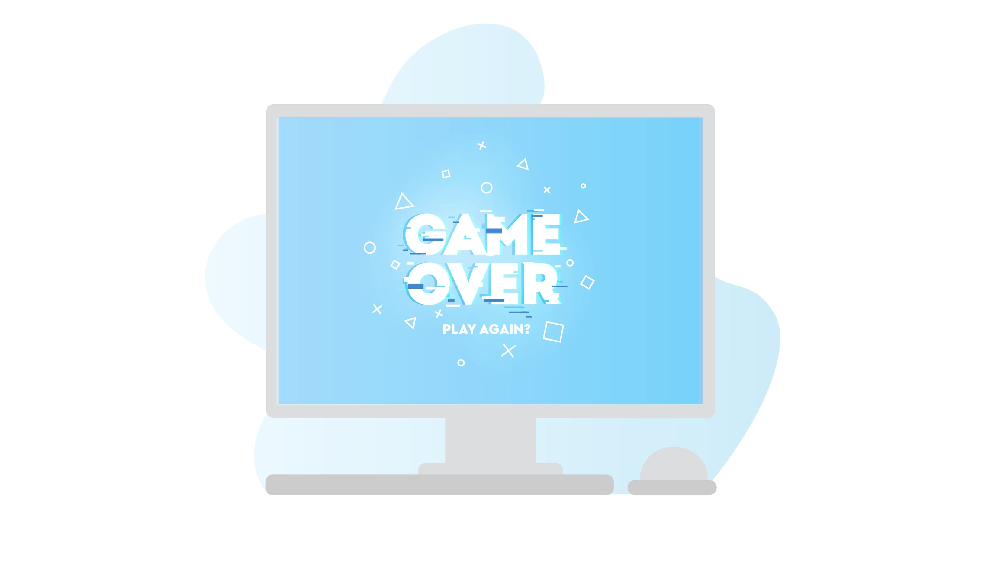 Poor gaming latency can lead to game over