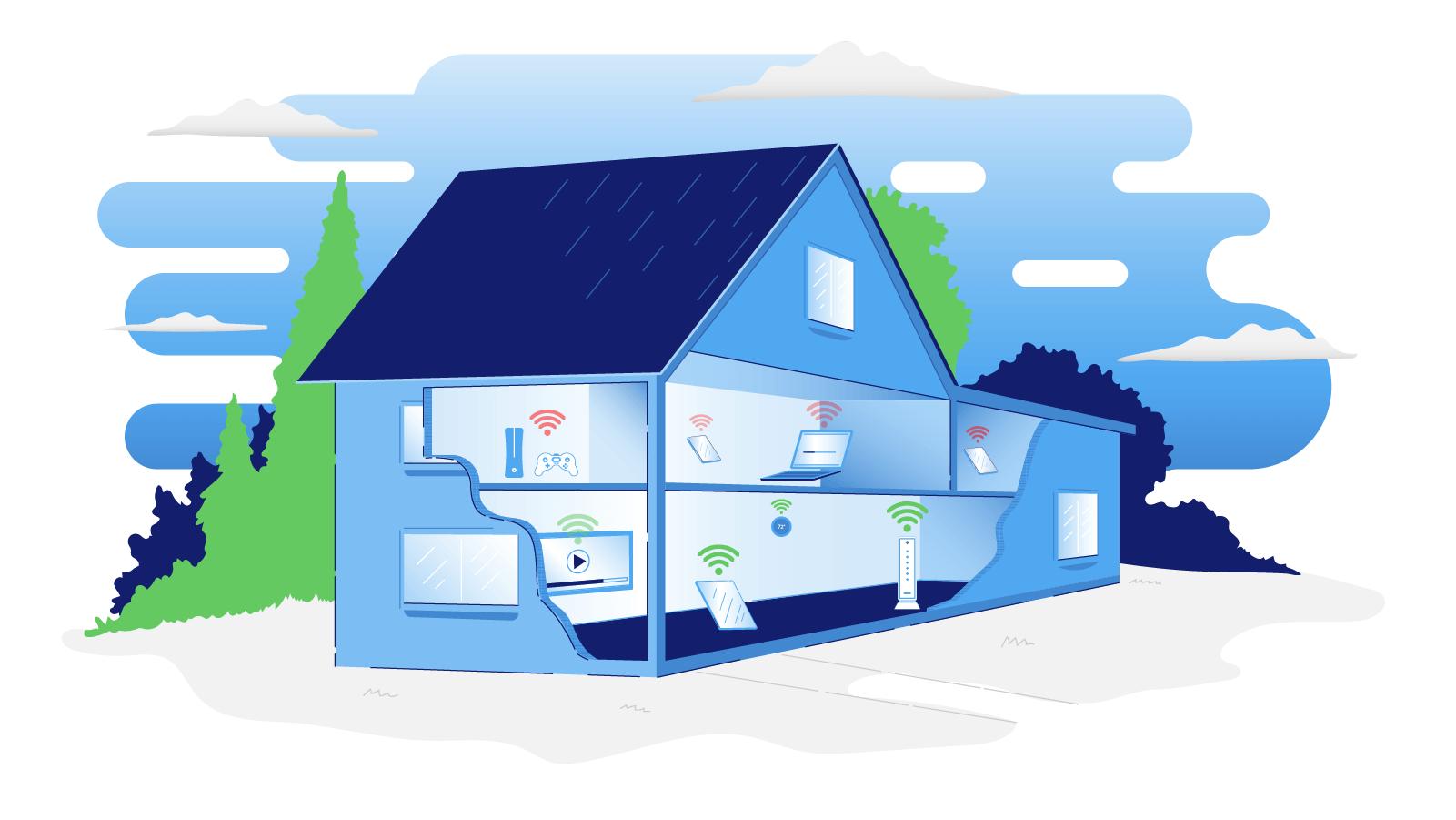 Extending Wifi Range