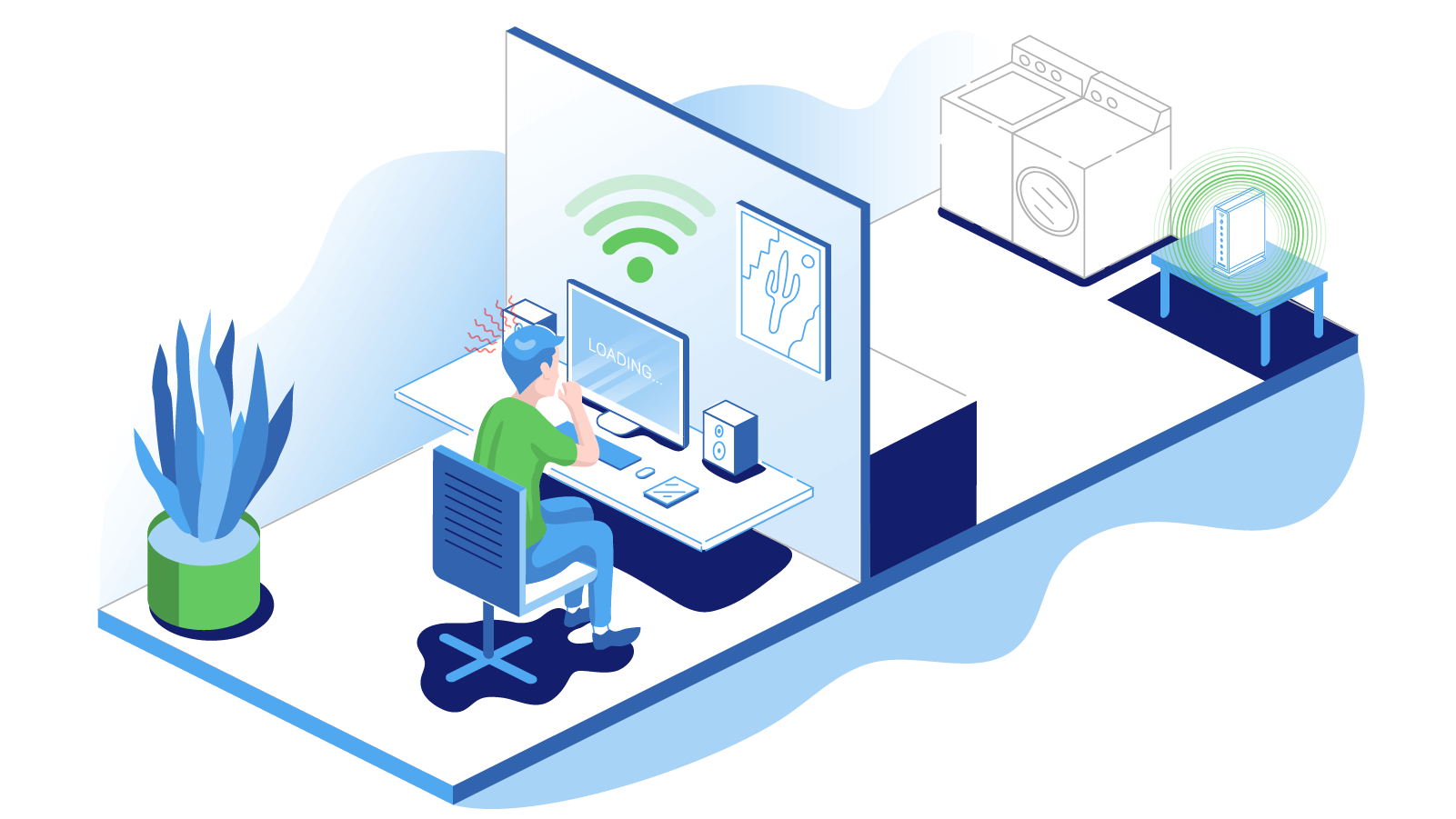 Whole Home Wifi & Mesh Networks