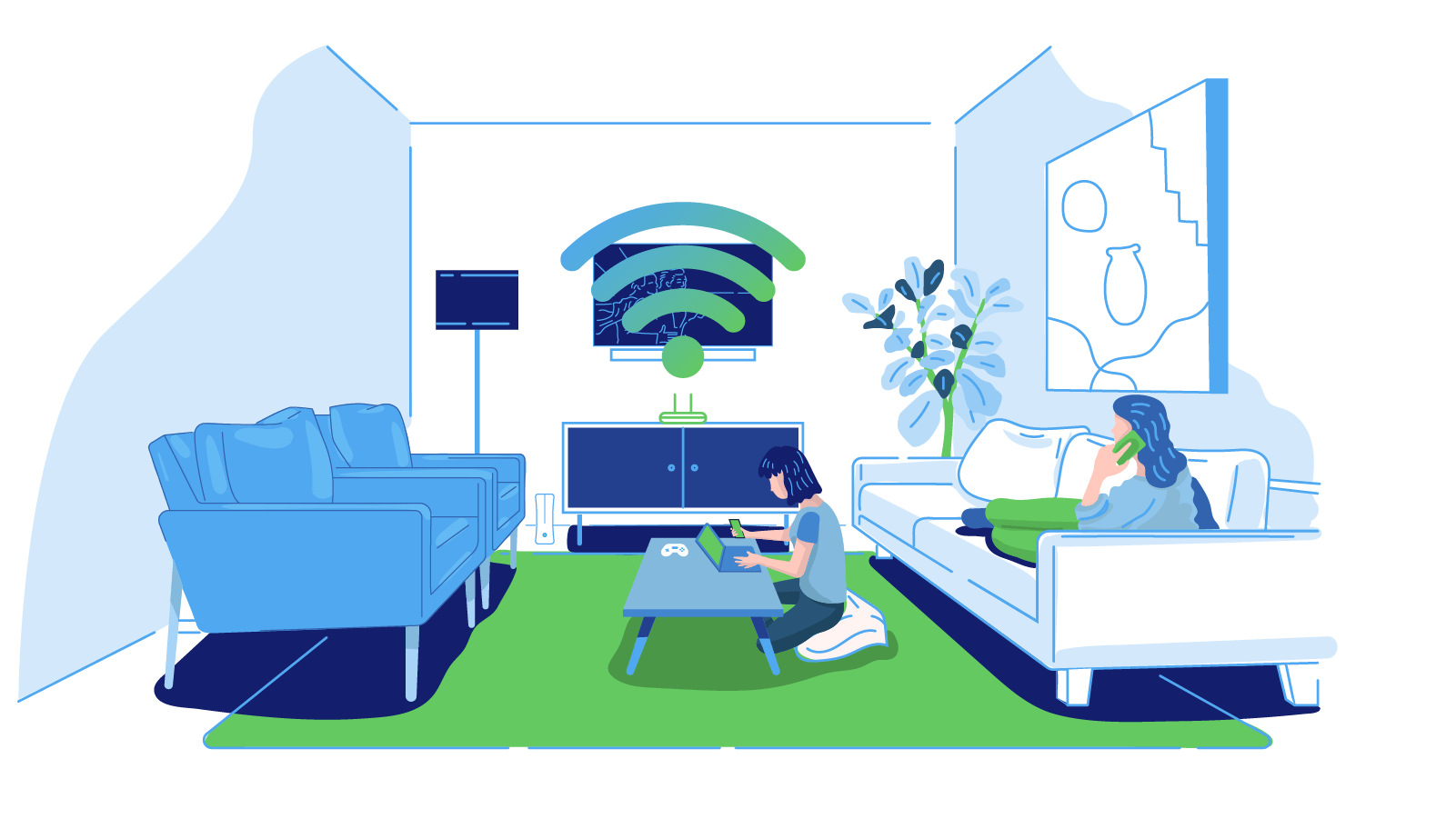 Router Placement Helps Extend Wifi Range