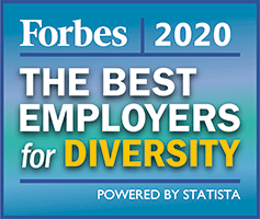 Cox is one of Forbes Best Employers for Diversity