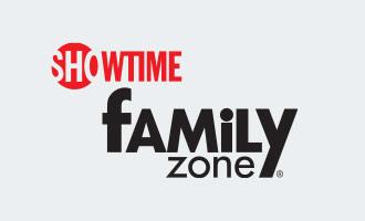 Showtime Familyzone channel logo