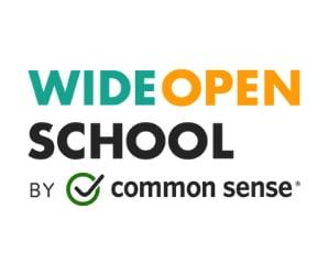 Wide Open School logo for Digital Academy