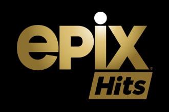 EPIX Hits channel logo