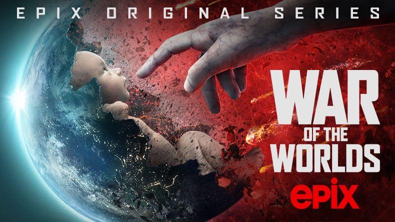 Watch War of the Worlds on EPIX