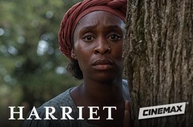 Cinemax Cox deal Harriet
