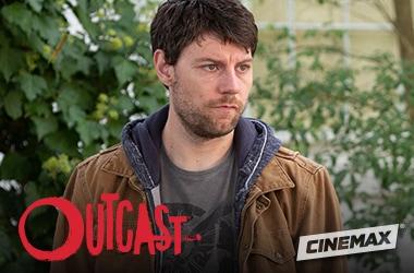 Cinemax Cox deal Outcast
