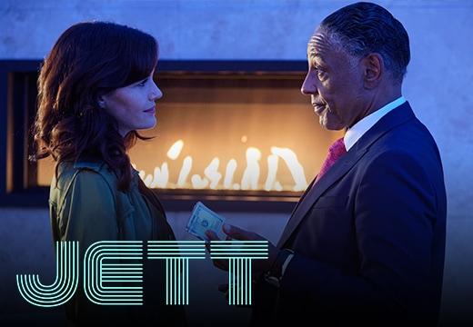 Canales premium de Cinemax que ofrecen Jett