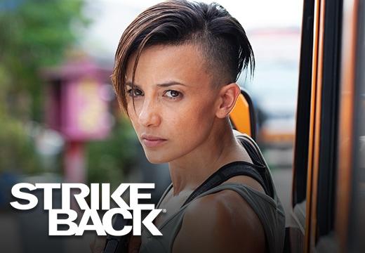 Canales premium de Cinemax que ofrecen Strike Back