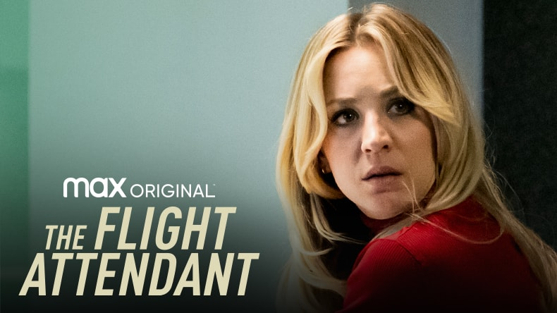 Watch The Flight Attendant on HBO Max