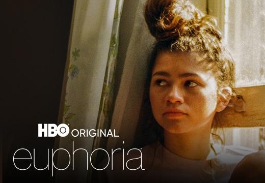Canales premium de HBO que ofrecenEuphoria