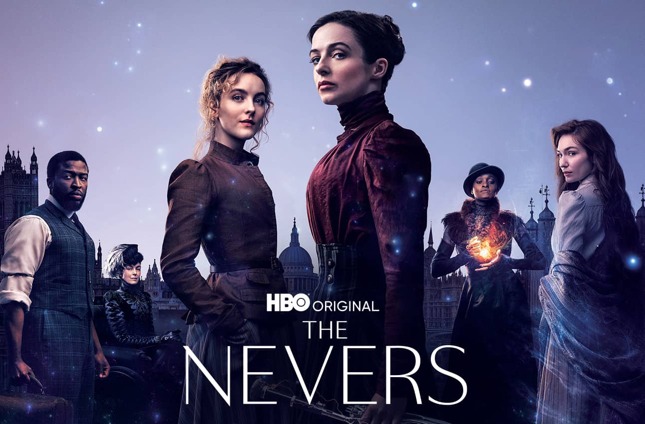 Watch The Nevers on HBO Max