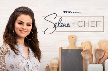 Watch Selena and Chef on HBO Max