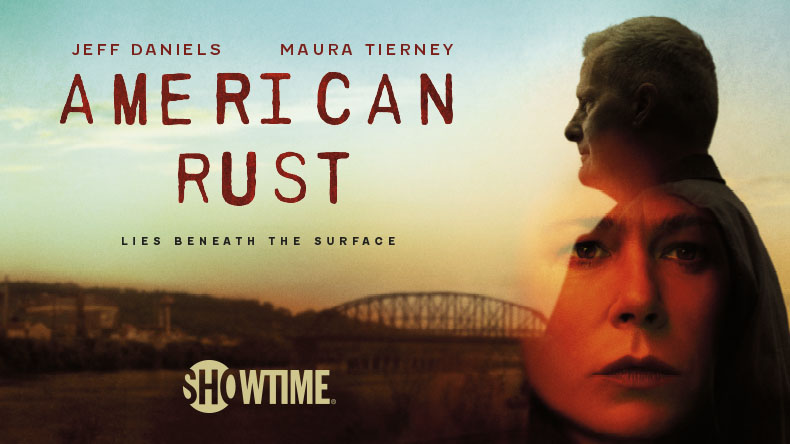 Showtime Cox deal American Rust