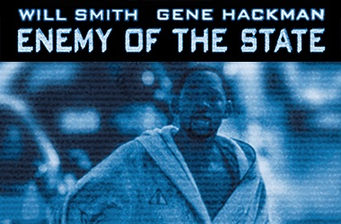 Showtime top movie Enemy of the State