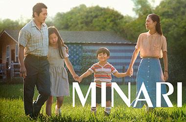 Showtime top movie Minari