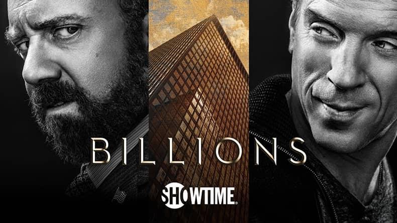 Showtime Cox deal Billions
