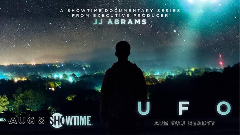 Showtime Cox deal UFO