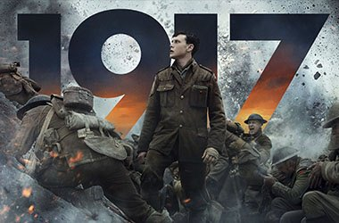 Showtime top movie 1917