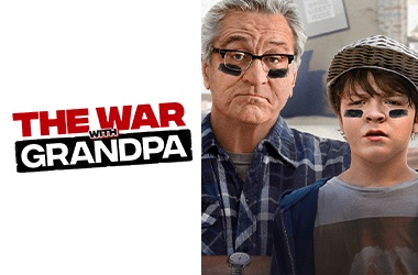 Showtime top movie The War Grandpa