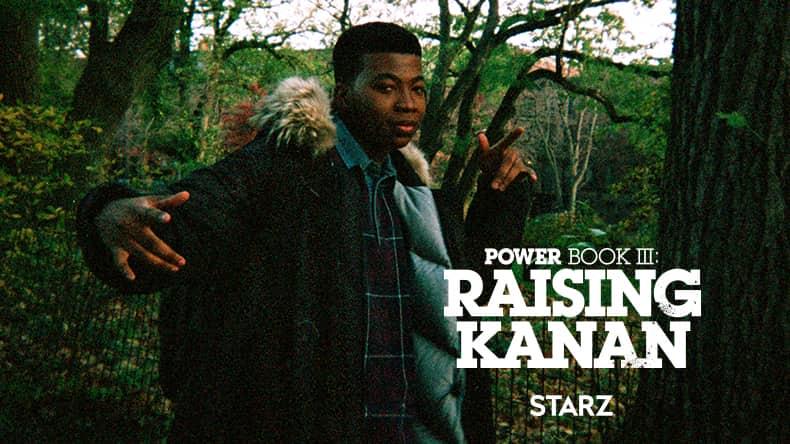 Watch Power Book III: Raising Kanan on STARZ