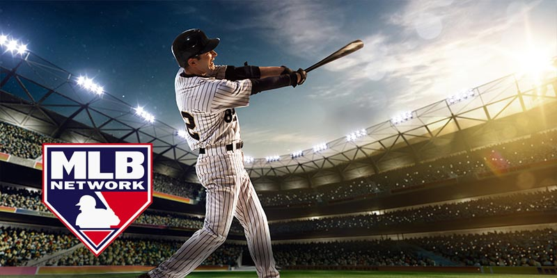 Sports and TV Package MLB Network logo