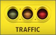 Imagen: Título app Traffic