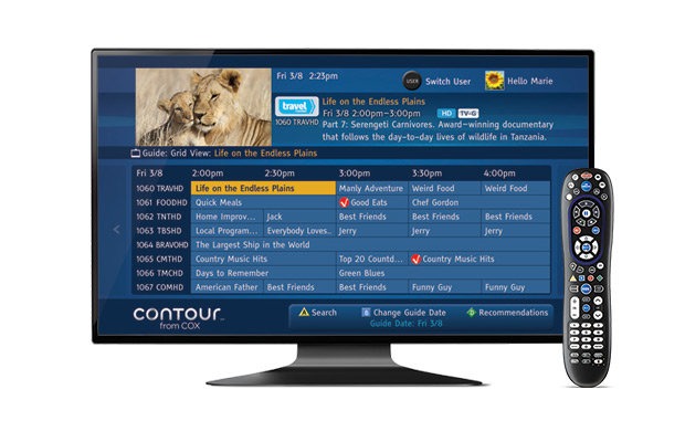 Explore Cox TV Service | Cox Communications